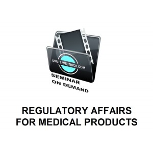 BSoD-01_Regulatory Affairs for Medical Products