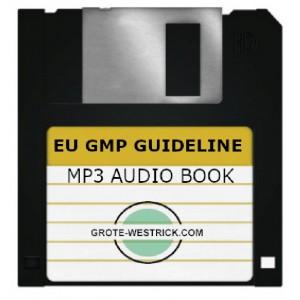 EU GMP Guideline - Audio Book